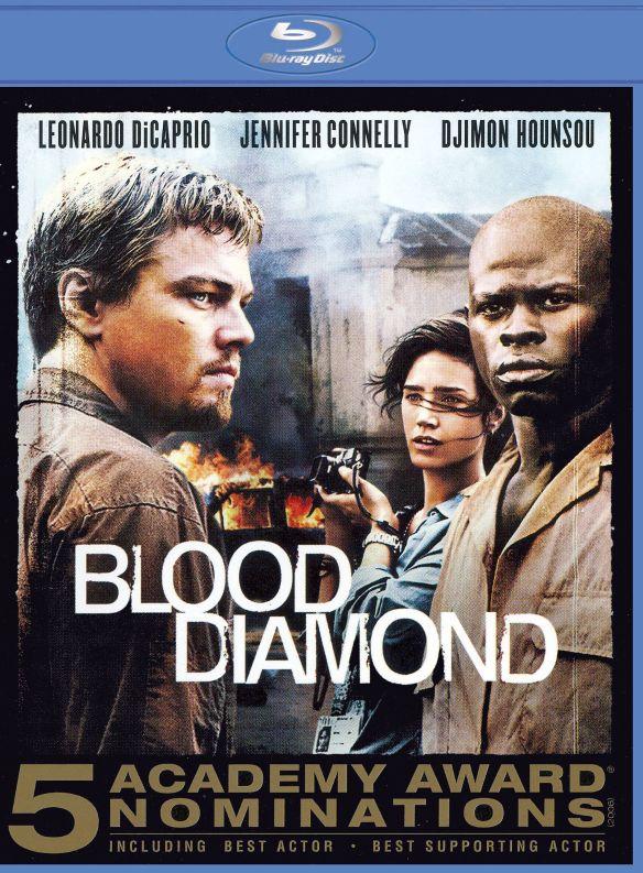 Blood Diamond [Blu-ray] [2006] 8254097