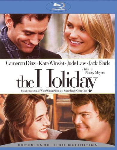 The Holiday [Blu-ray] [2006] 8259118