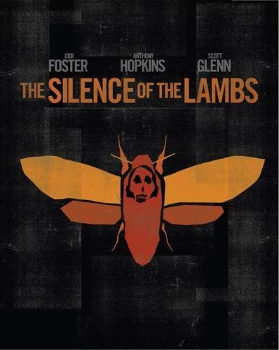 The Silence of the Lambs [Blu-ray] [1991] 8260008