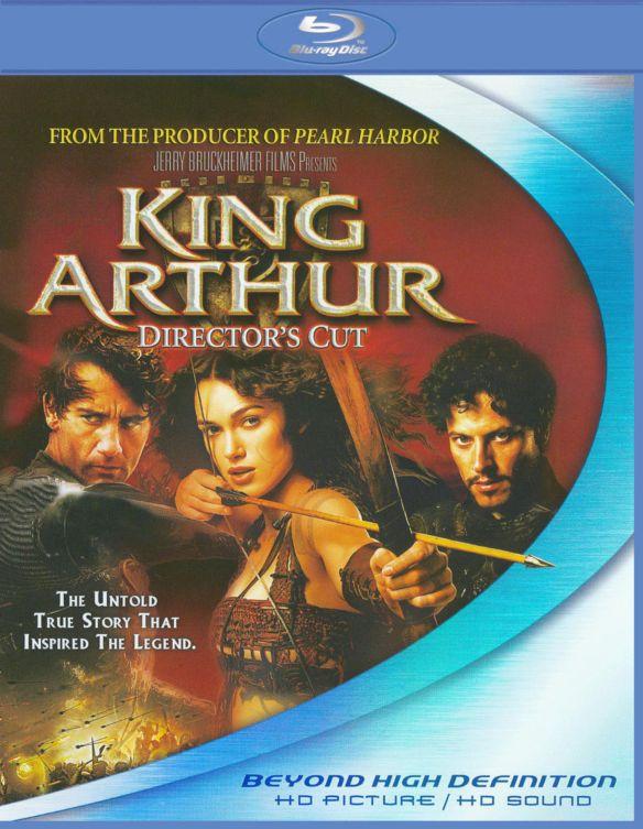 King Arthur [Director's Cut] [Blu-ray] [2004] 8260384