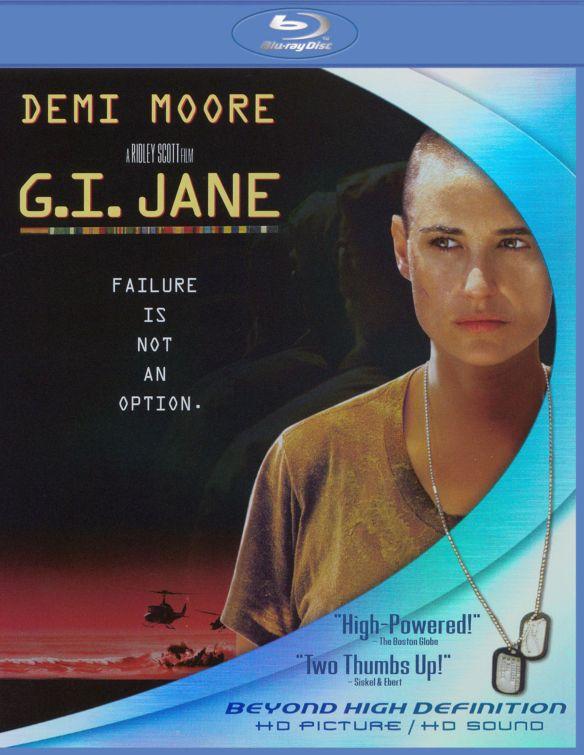 G.I. Jane [Blu-ray] [1997] 8260419