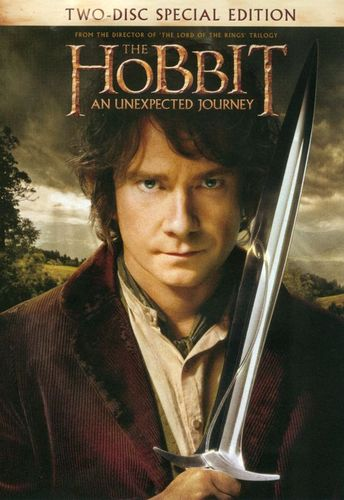 The Hobbit: An Unexpected Journey [Special Edition] [2 Discs] [DVD] [2012] 8264042