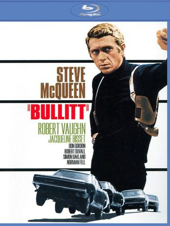 Bullitt [Blu-ray] [1968] 8266119