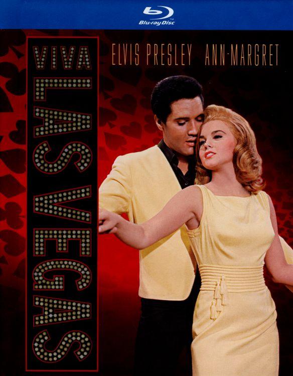 Viva Las Vegas [50th Anniversary] [DigiBook] [Blu-ray] [1964] 8267442
