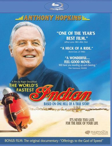The World's Fastest Indian [Blu-ray] [2005] 8274805