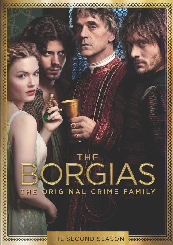 The Borgias: The Second Season [3 Discs] [DVD] 8275069
