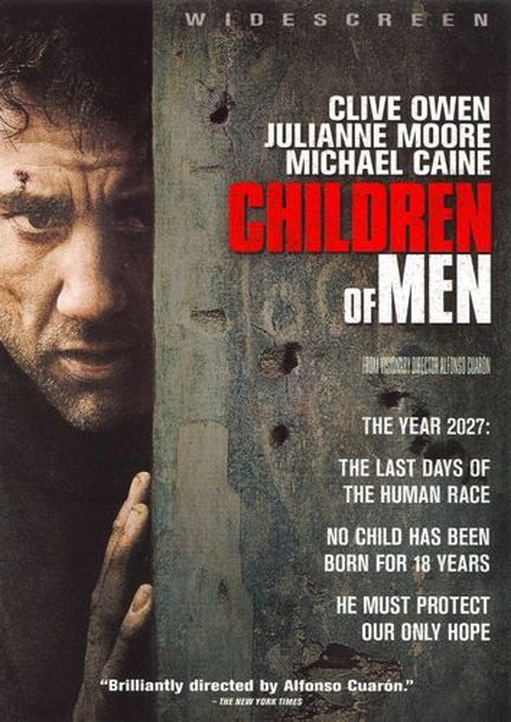 Children of Men [WS] [DVD] [2006] 8275181