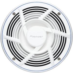 """Pioneer - Nautica 8"""" 40 W 2-way Speaker - White"""
