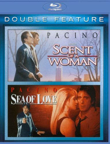 Scent of a Woman/Sea of Love [2 Discs] [Blu-ray] 8300122