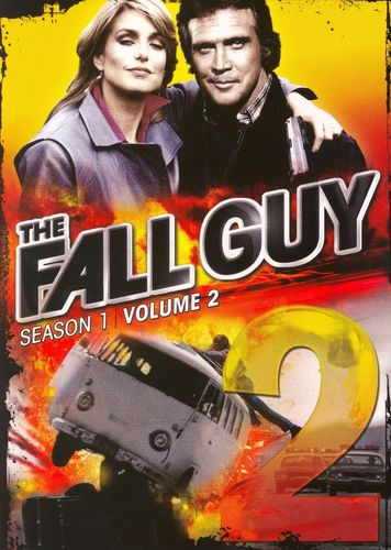 The Fall Guy: The Complete Season 1, Vol. 2 [3 Discs] [DVD] 8309047