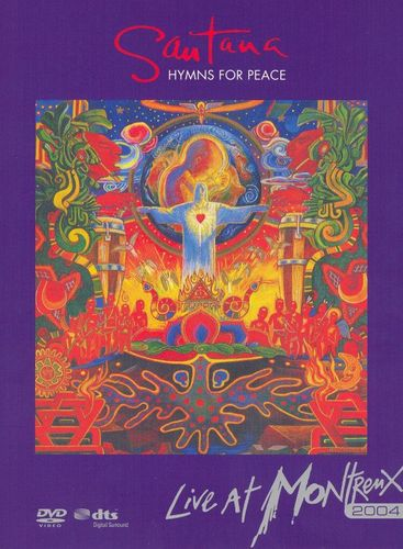 Santana: Live at Montreux 2004 - Hymns for Peace [DVD] [2004] 8309485