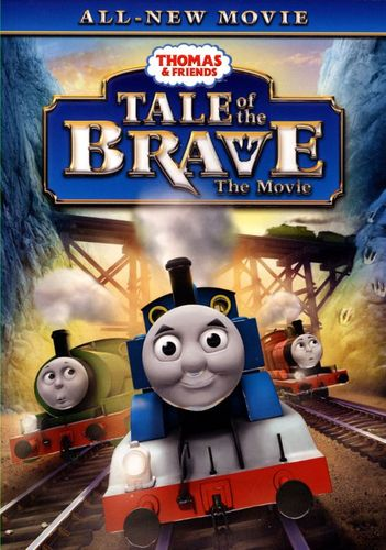 Thomas & Friends: Tale of the Brave - The Movie [DVD] 8313065