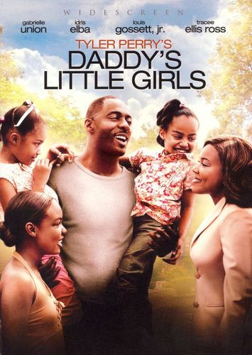 Tyler Perry's Daddy's Little Girls [WS] [DVD] [2007] 8318331