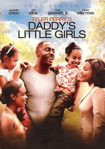Tyler Perry's Daddy's Little Girls [P & S] [DVD] [2007] 8318448