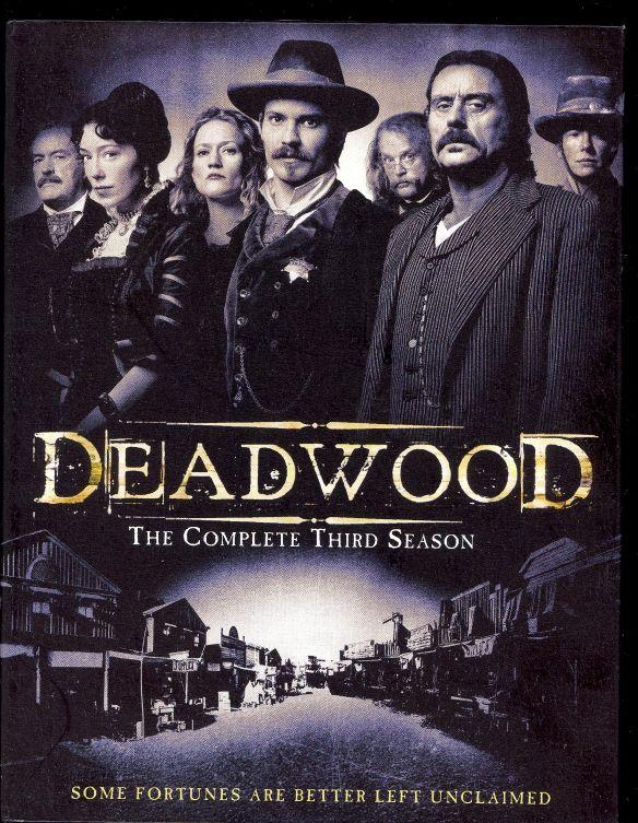 Deadwood: The Complete Third Season [6 Discs] [DVD] 8318554