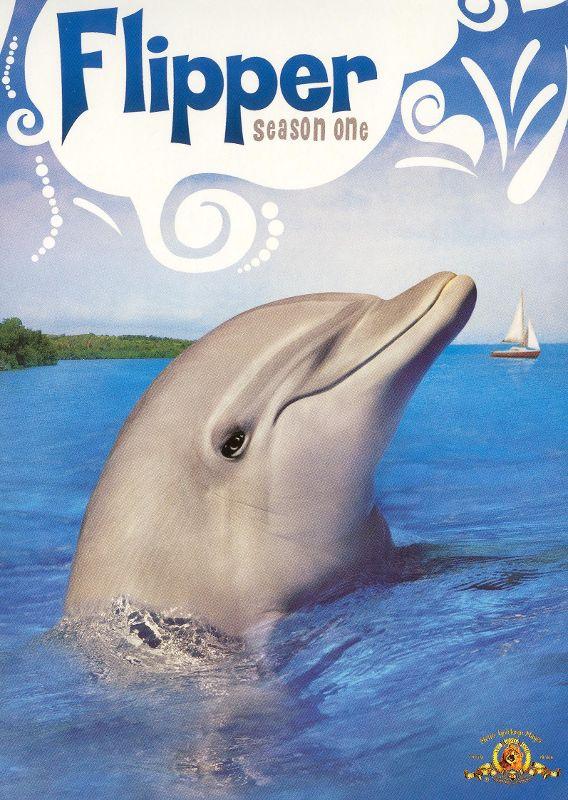 Flipper: Season One [4 Discs] [DVD] 8328865