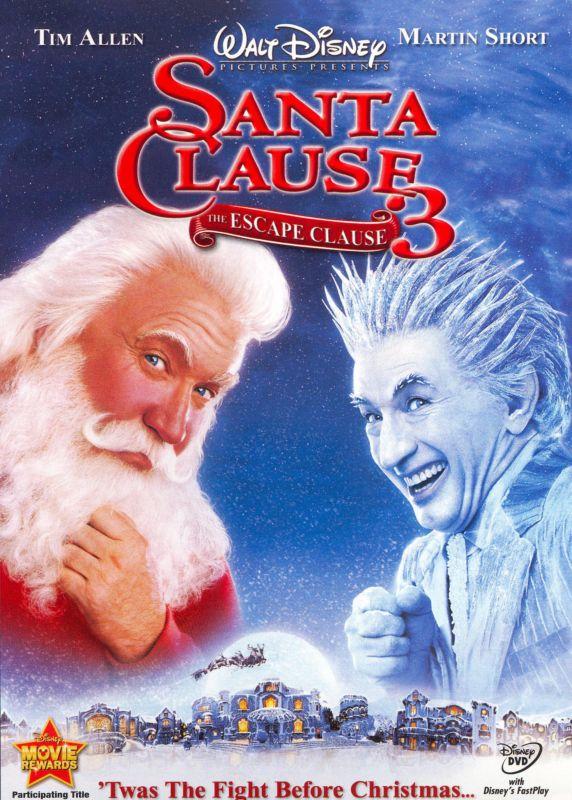 The Santa Clause 3: The Escape Clause [DVD] [2006] 8328918