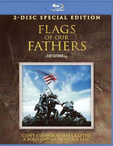 Flags of Our Fathers [Blu-ray] [2006] 8329551