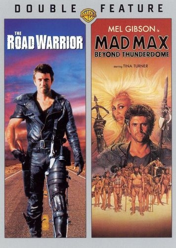 The Road Warrior/Mad Max: Beyond Thunderdome [DVD] 8332814