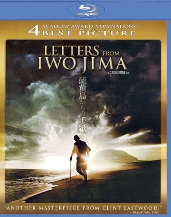 Letters from Iwo Jima [Blu-ray] [2006] 8333001
