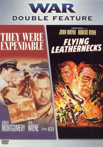 They Were Expendable/Flying Leathernecks [DVD] 8333056