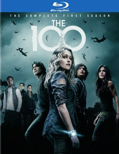 The 100: The Complete First Season [3 Discs] [Includes Digital Copy] [UltraViolet] [Blu-ray] 8334344