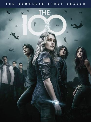 The 100: The Complete First Season [3 Discs] [DVD] 8334353
