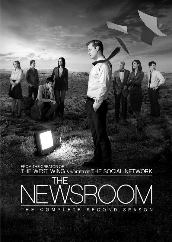 The Newsroom: The Complete Second Season [4 Discs] [DVD] 8337035