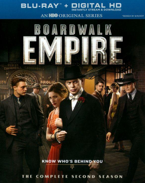 Boardwalk Empire: The Complete Second Season [5 Discs] [Blu-ray] 8337044