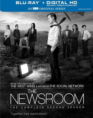 The Newsroom: The Complete Second Season [4 Discs] [Blu-ray] 8337053