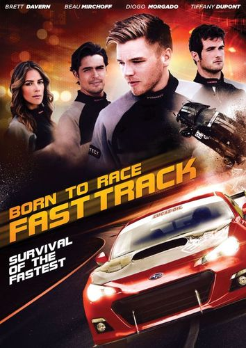 Born to Race: Fast Track [DVD] [2014] 8339051