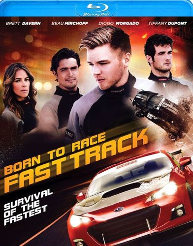 Born to Race: Fast Track [Blu-ray] [2014] 8339088