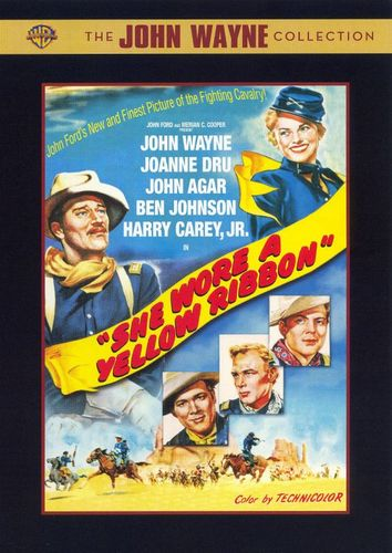 She Wore a Yellow Ribbon [Commemorative Packaging] [DVD] [1949] 8339185