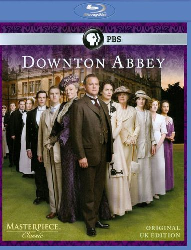 Masterpiece Classic: Downton Abbey - Season 1 [2 Discs] [Blu-ray] 8345064