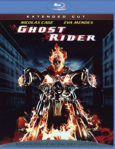 Ghost Rider [Extended Cut] [Blu-ray] [2007] 8345169