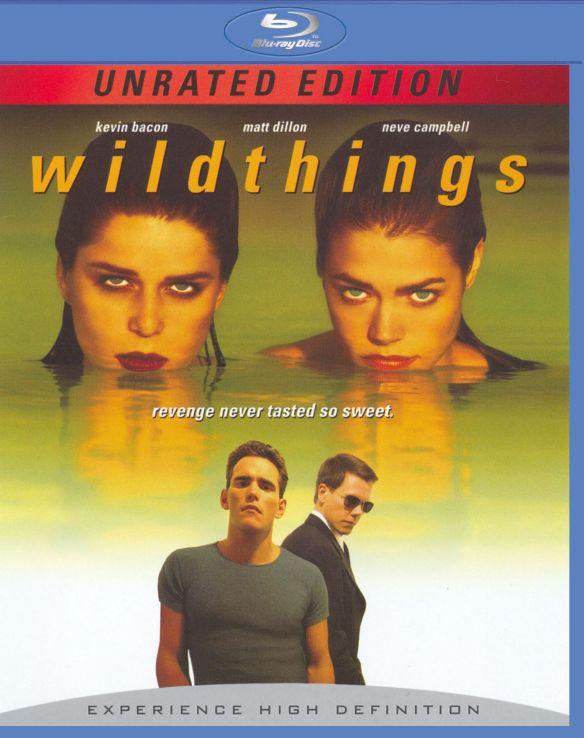 Wild Things [Blu-ray] [1998] 8345178