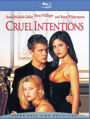 Cruel Intentions [Blu-ray] [1999] 8345196