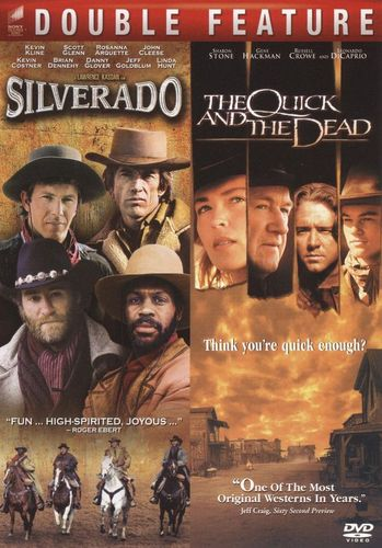 The Quick and the Dead/Silverado [2 Discs] [DVD] 8346131