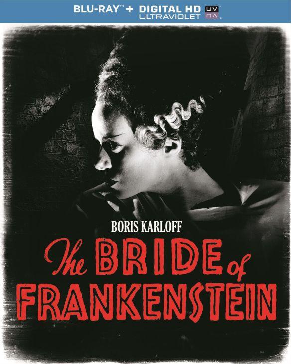 The Bride of Frankenstein [Includes Digital Copy] [UltraViolet] [Blu-ray] [1935] 8347923