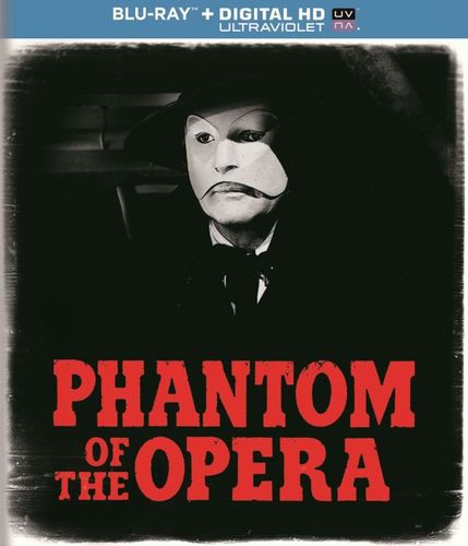 The Phantom of the Opera [Includes Digital Copy] [UltraViolet] [Blu-ray] [1943] 8347941
