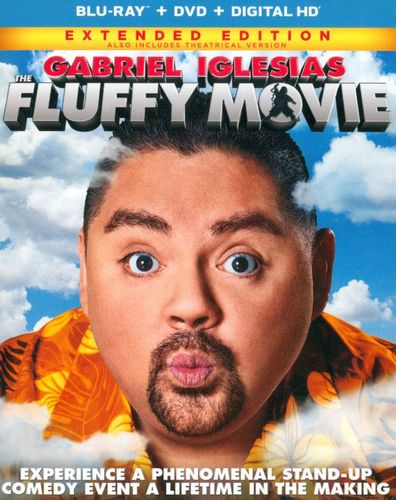 The Fluffy Movie [Extended Edition] [2 Discs] [Includes Digital Copy] [UltraViolet] [Blu-ray] [2014] 8347969
