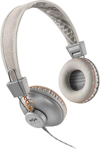 House of Marley - Positive Vibration On-Ear Headphones - Dubwise 8349576