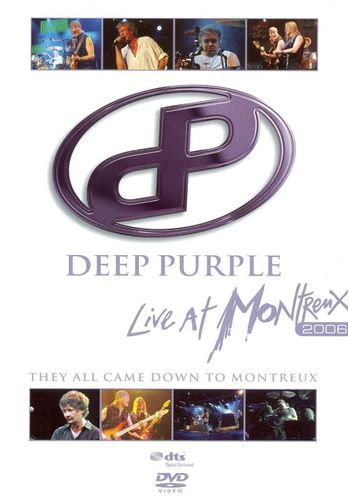 Deep Purple: They All Came Down to Montreux - Live at Montreux 2006 [DVD] [2006] 8359359