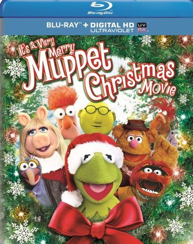 It's a Very Merry Muppet Christmas Movie [Blu-ray] [2002] 8365206
