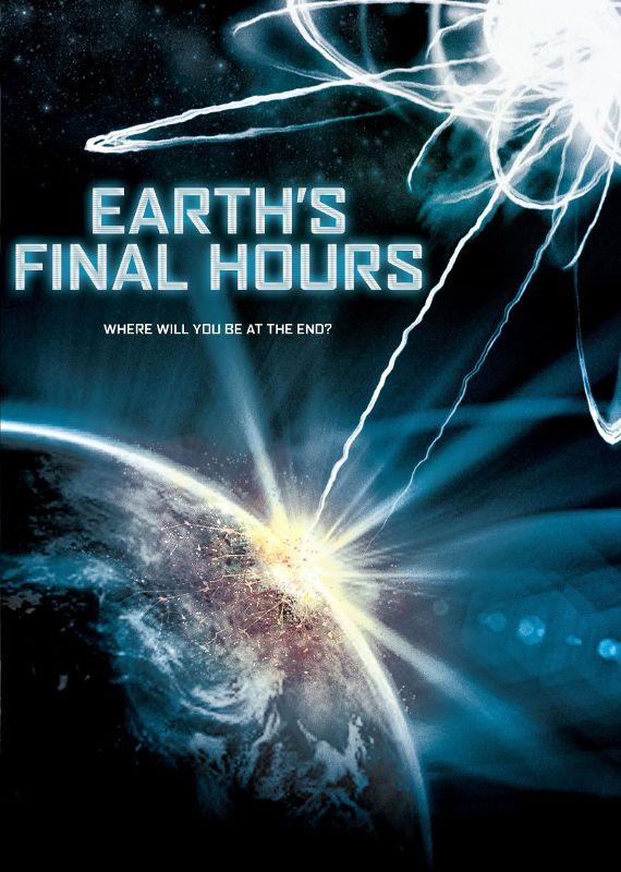 Earth's Final Hours [DVD] [2012] 8370197