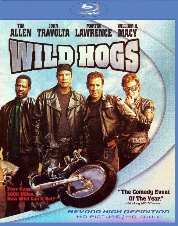 Wild Hogs [Blu-ray] [2007] 8371255