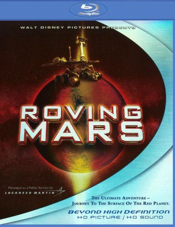 Roving Mars [Blu-ray] [2006] 8371433