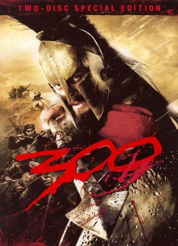 300 [Special Edition] [WS] [2 Discs] [DVD] [2007] 8381538
