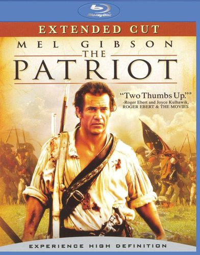 The Patriot [Blu-ray] [2000] 8390181
