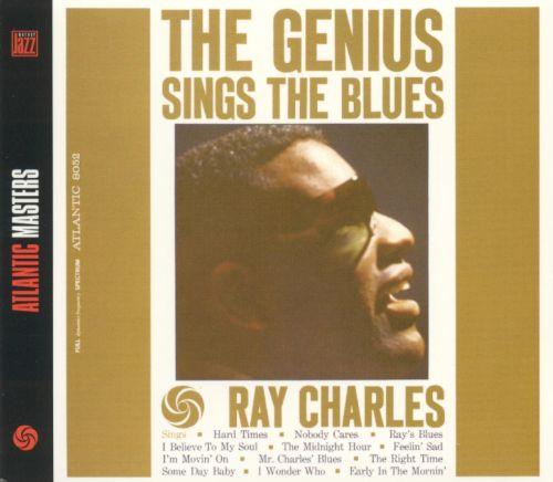The Genius Sings the Blues [CD] 8392232